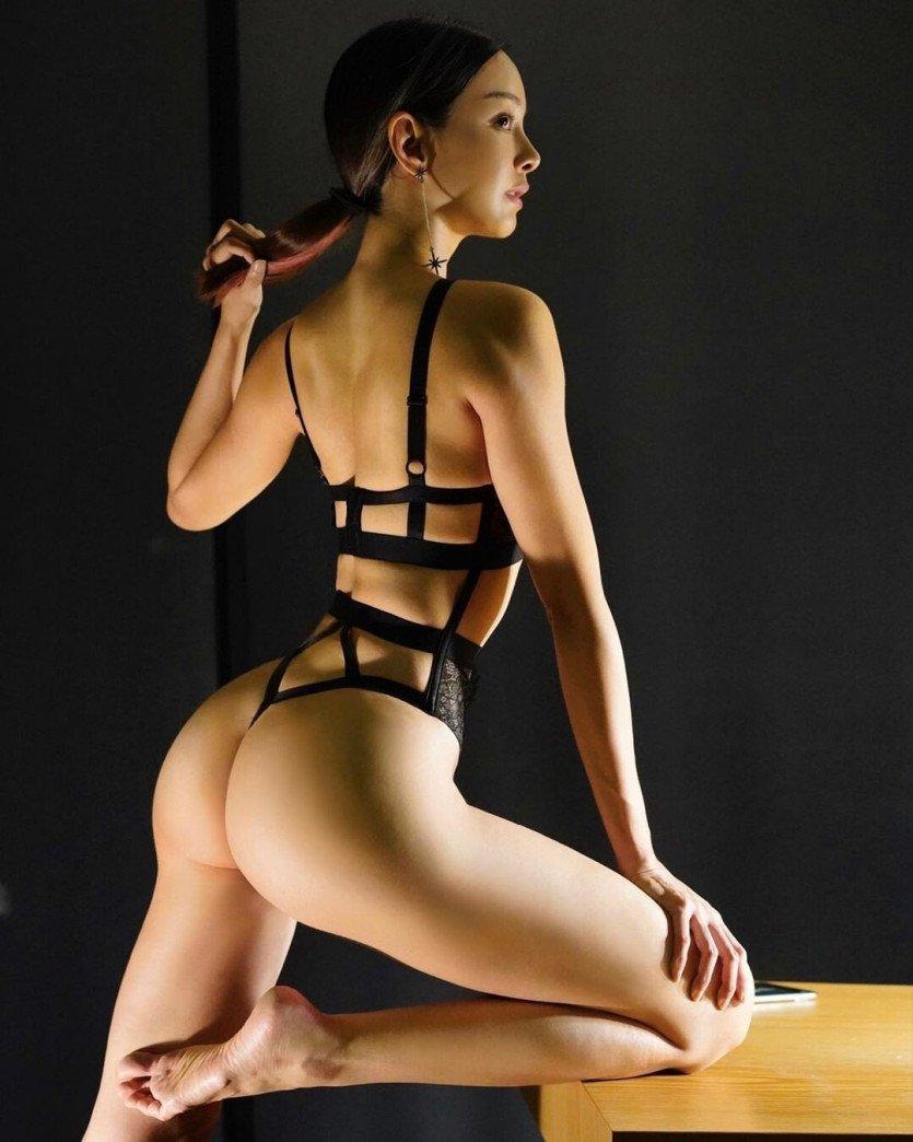 모델 캐서린 리 인스타
