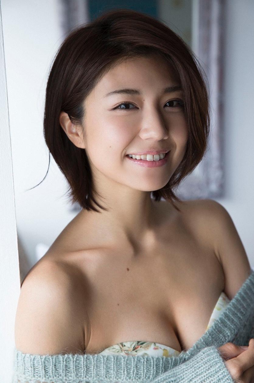 눈웃음이 매력인 유키 후지키 (藤木由貴)