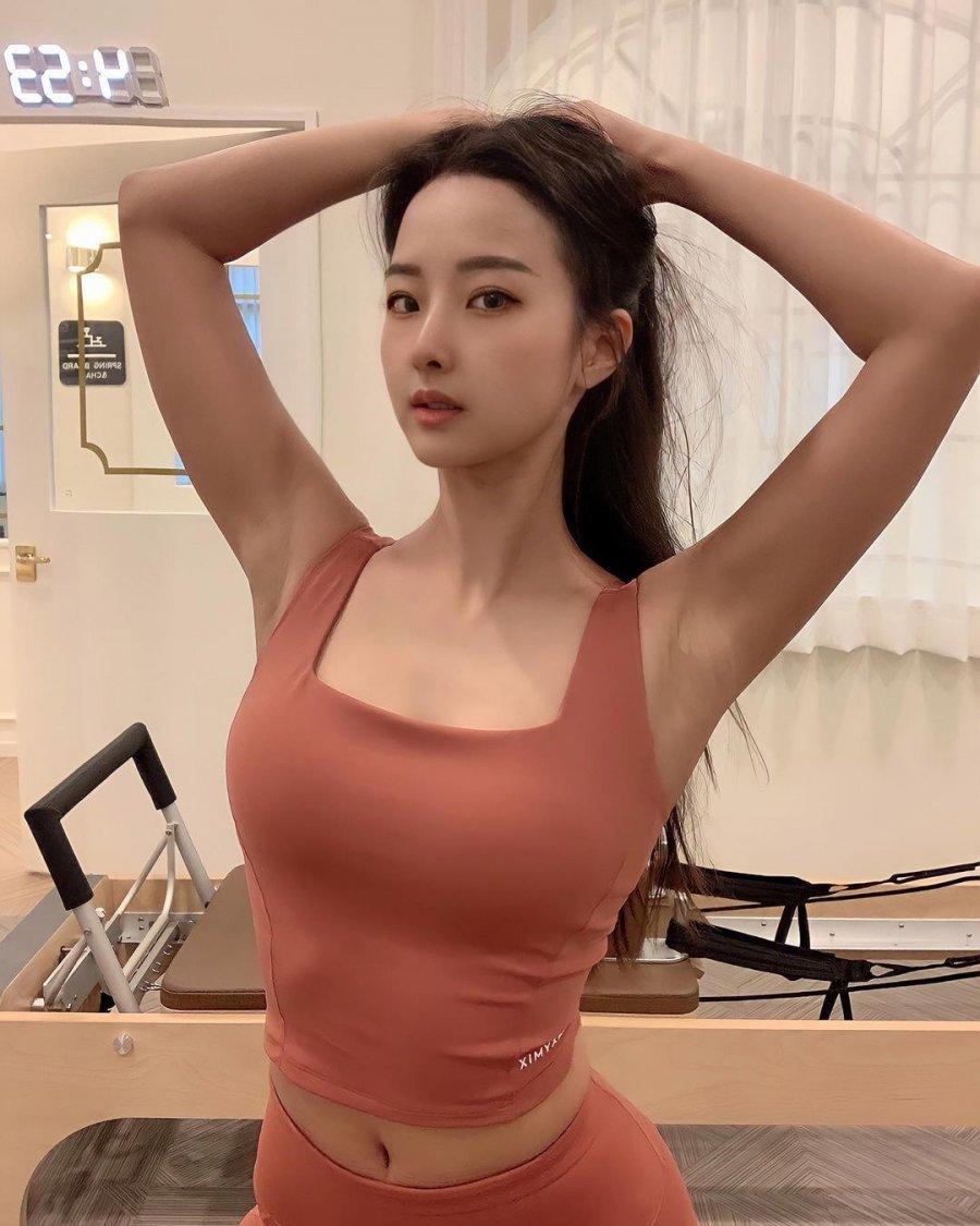 모델 김제나