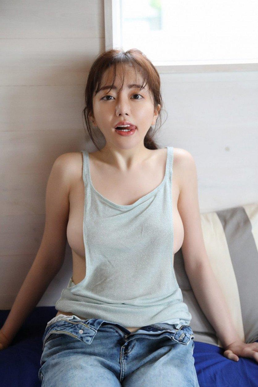일본 옆슴녀