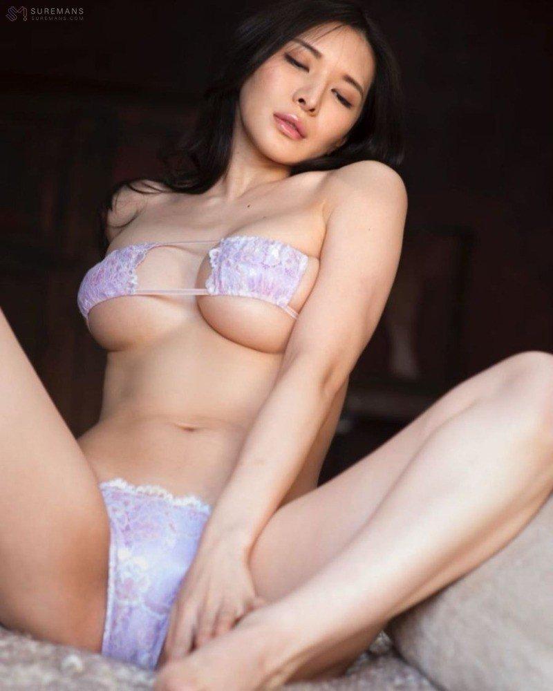 호주 맥심 촬영한 일본녀