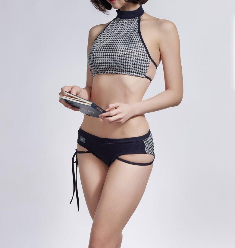 폴댄스 의상 모델