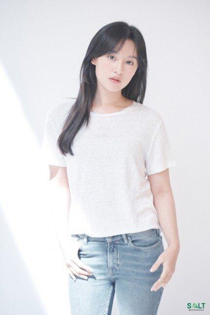 김지원 화보